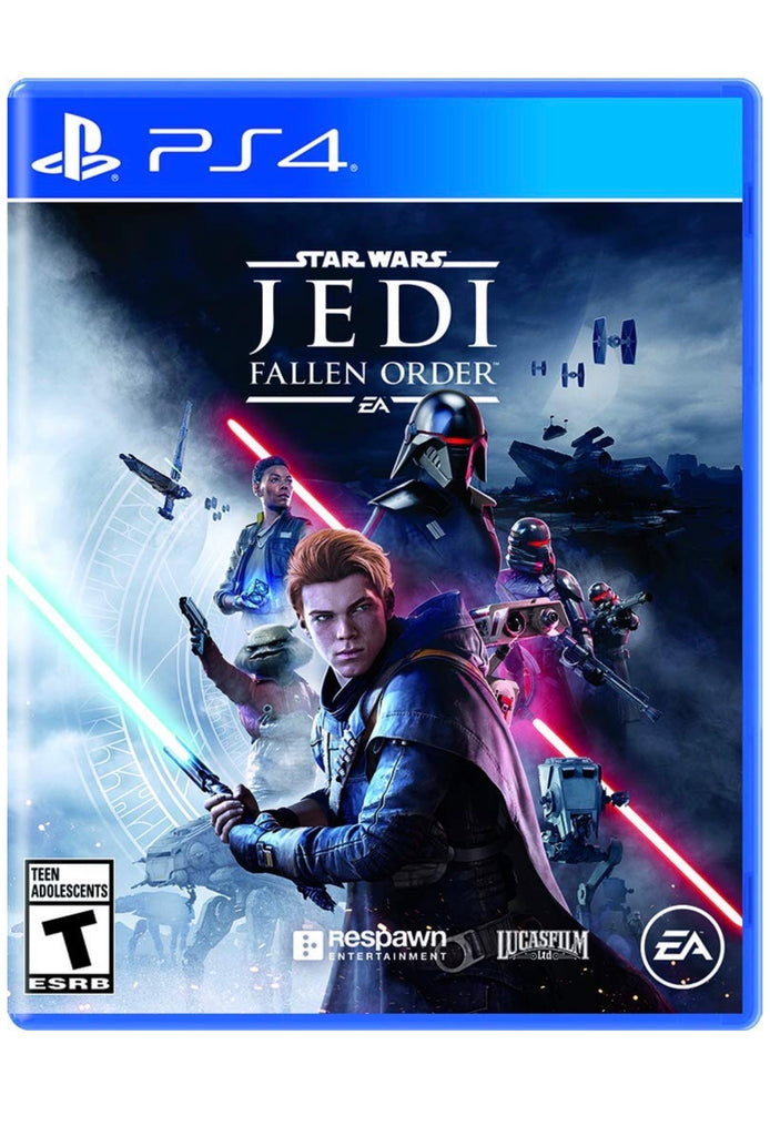 [PS4] Star Wars Jedi Fallen Order R1