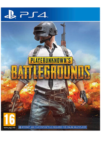 [PS4] Playerunknown's Battlegrounds R2