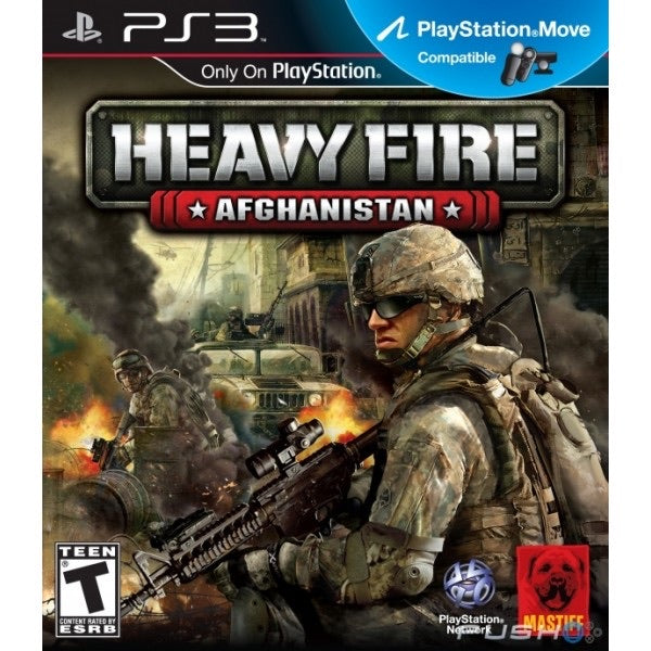 [PS3] Heavy Fire Afghanistan R1