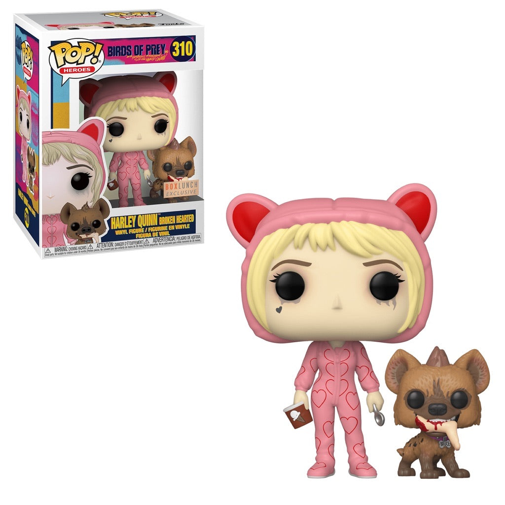 Funko Pop DC Harley Quinn Broken Hearted (Special Edition)
