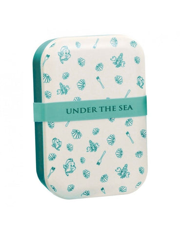 Disney The Little Mermaid Bamboo Lunch Box