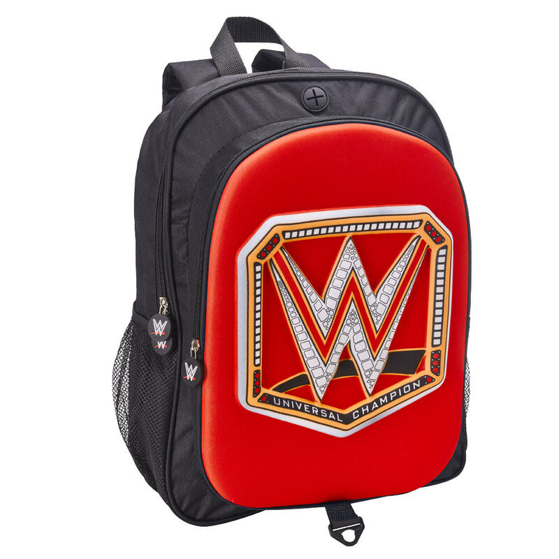 WWE Universal Championship 3D Molded Backpack