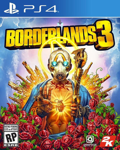 [PS4] Borderlands 3 R1