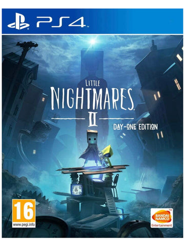 [PS4] Little Nightmares 2 R2