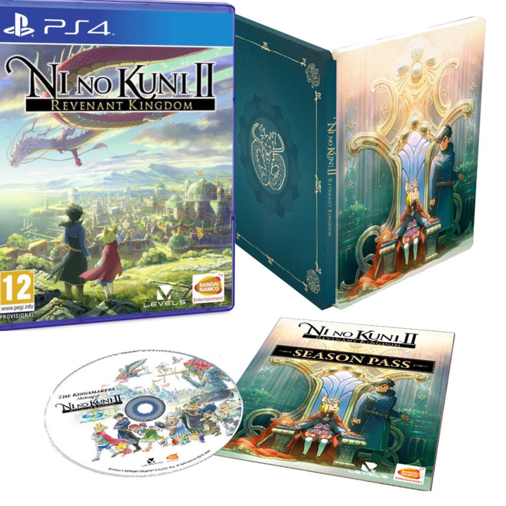 [PS4] Ni No Kuni II Princess Edition R2