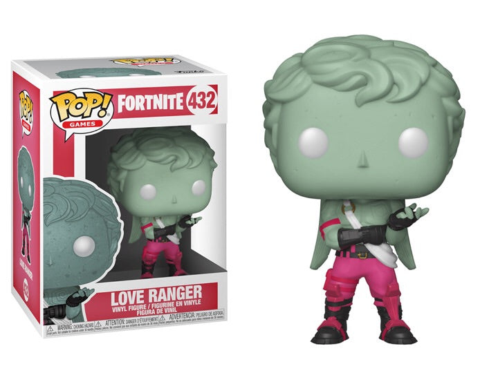 Funko Pop Fortnite Love Ranger (Special Edition)