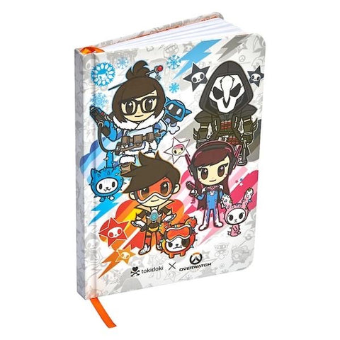 Overwatch Notebook