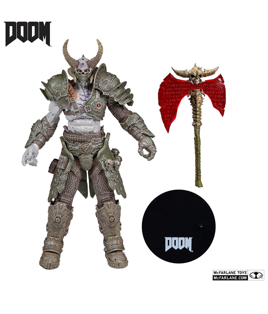 Doom Marauder Action Figure