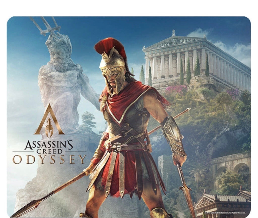 Assassin's Creed Odyssey Mousepad (20x24cm)