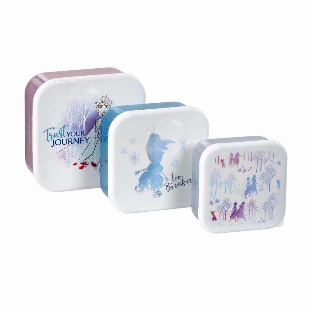Disney Frozen Plastic Storage Set