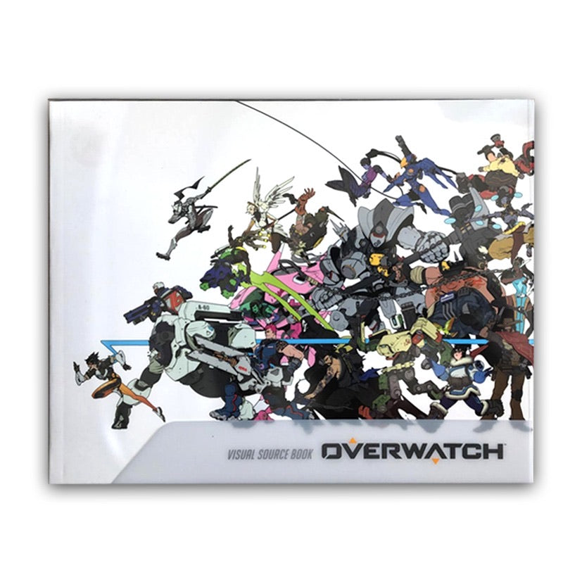 Overwatch Visual Source Book