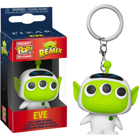 Pop Keychain Disney Alien Remix Eve