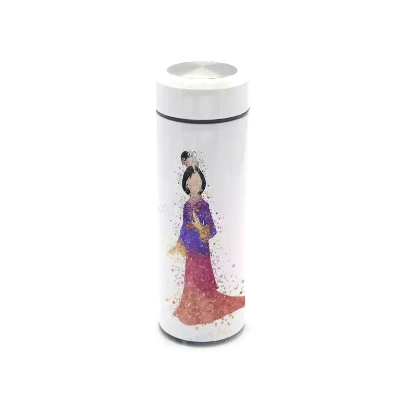 Disney Mulan Travel Mug Stainless Steel Bottle