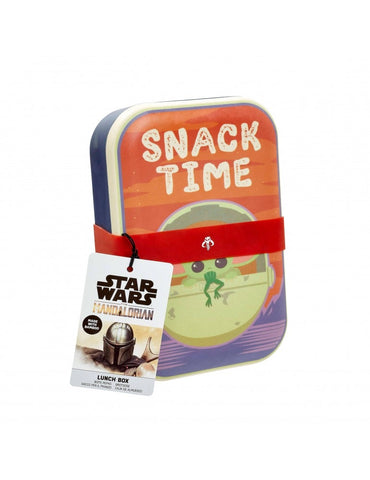 Star Wars The Mandalorian The Child Lunch Box