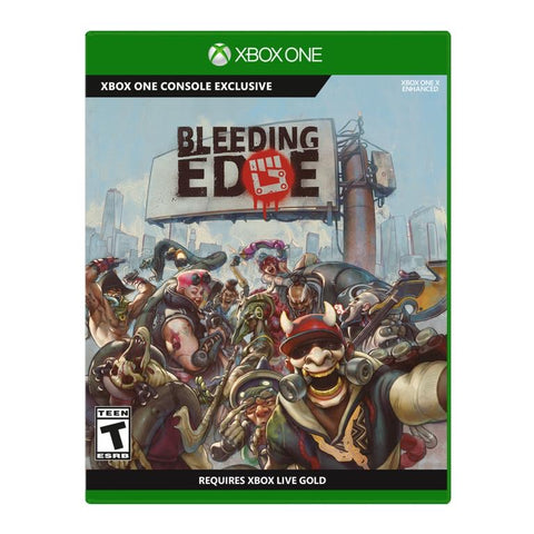 [Xbox One] Bleeding Edge R1