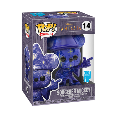 Funko Pop Disney Sorcerer Mickey