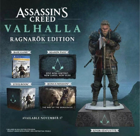 [PS4] Assassin's Creed Valhalla Ragnarok Edition R1