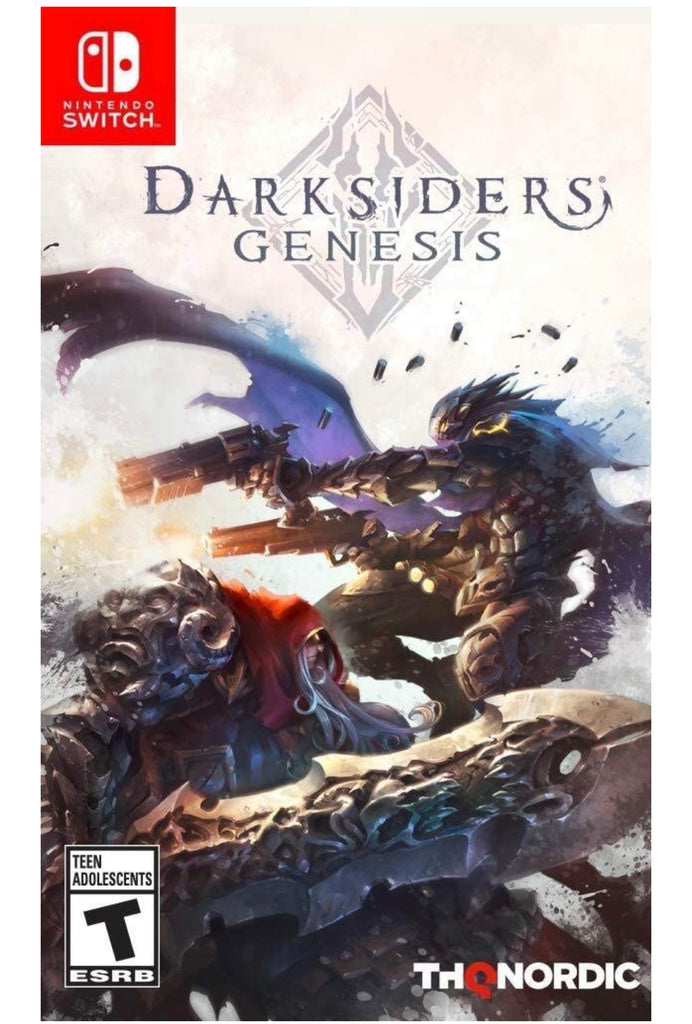 [NS] Darksiders Genesis R1