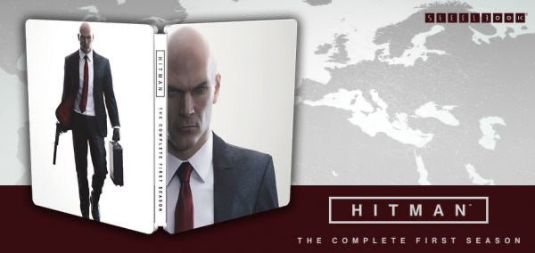[PS4] Hitman Steelbook (No Game)