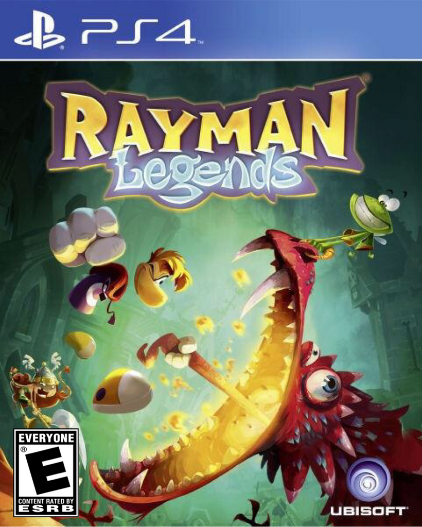 [PS4] Rayman Legends R1