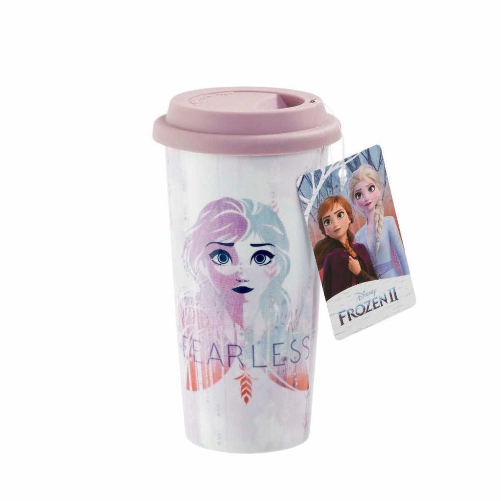 Disney Frozen Fearless Range Lidded Mug