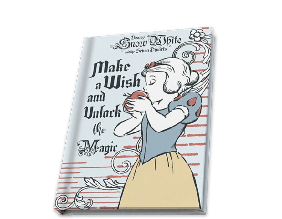 Disney Snow White Mini Notebook