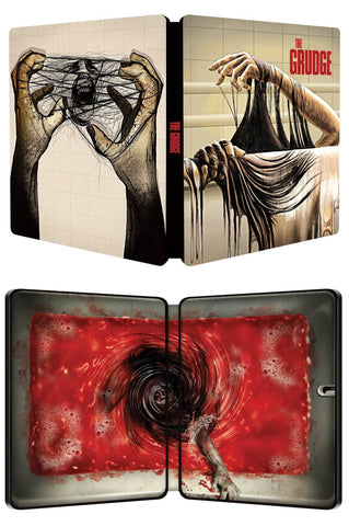 The Grudge (Steelbook - Bluray)