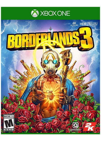 [Xbox One] Borderlands 3 R1