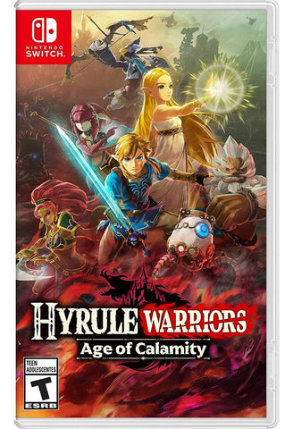 [NS] Hyrule Warriors Age of Calamity R1