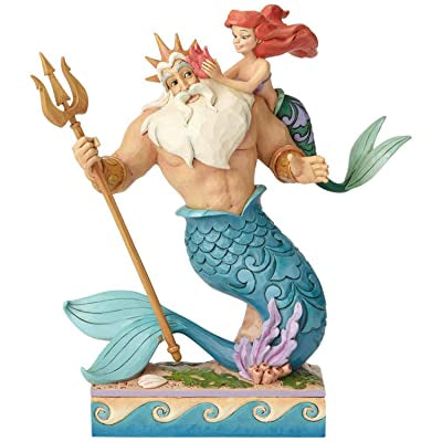 Disney The Little Mermaid King Triton (25cm)