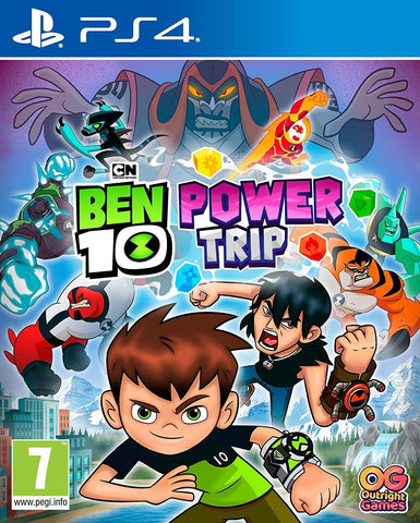 [PS4] Ben 10 Power Trip R2