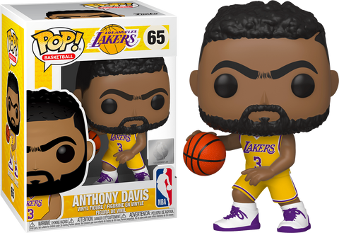 Funko Pop NBA Anthony Davis