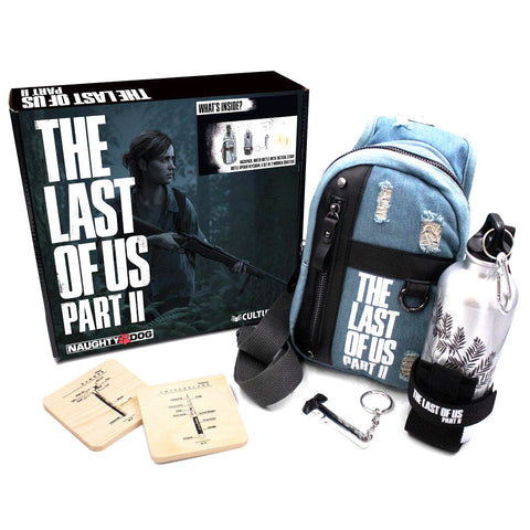 The Last Of Us Part II Collector's Box