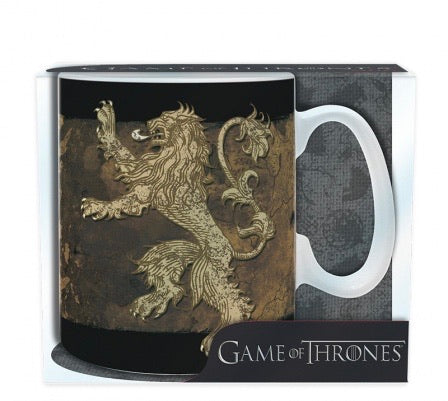 Game Of Thrones Lannister Mug 460 ml