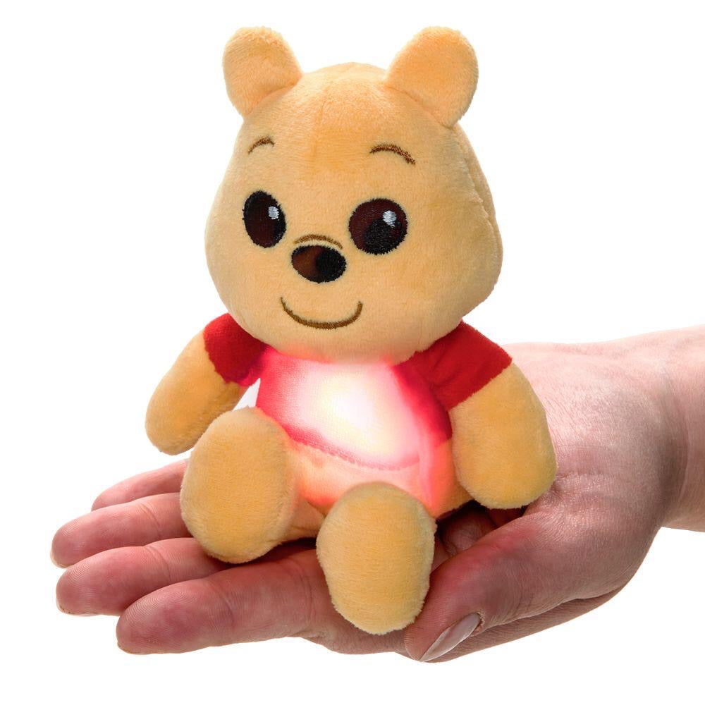 Winnie The Pooh Light Up Plush Micro Officially From Disney