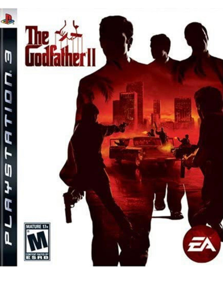 [PS3] The Godfather II R1