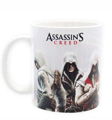 Assassin's Creed Group Mug (320ml)