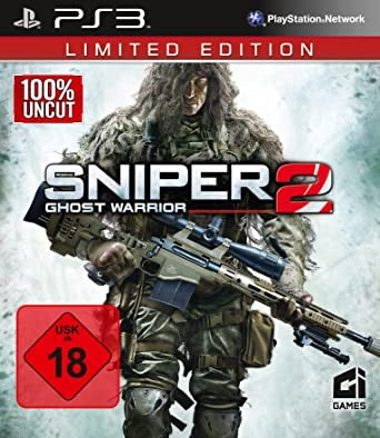 [PS3] Sniper Ghost Warrior 2 R2