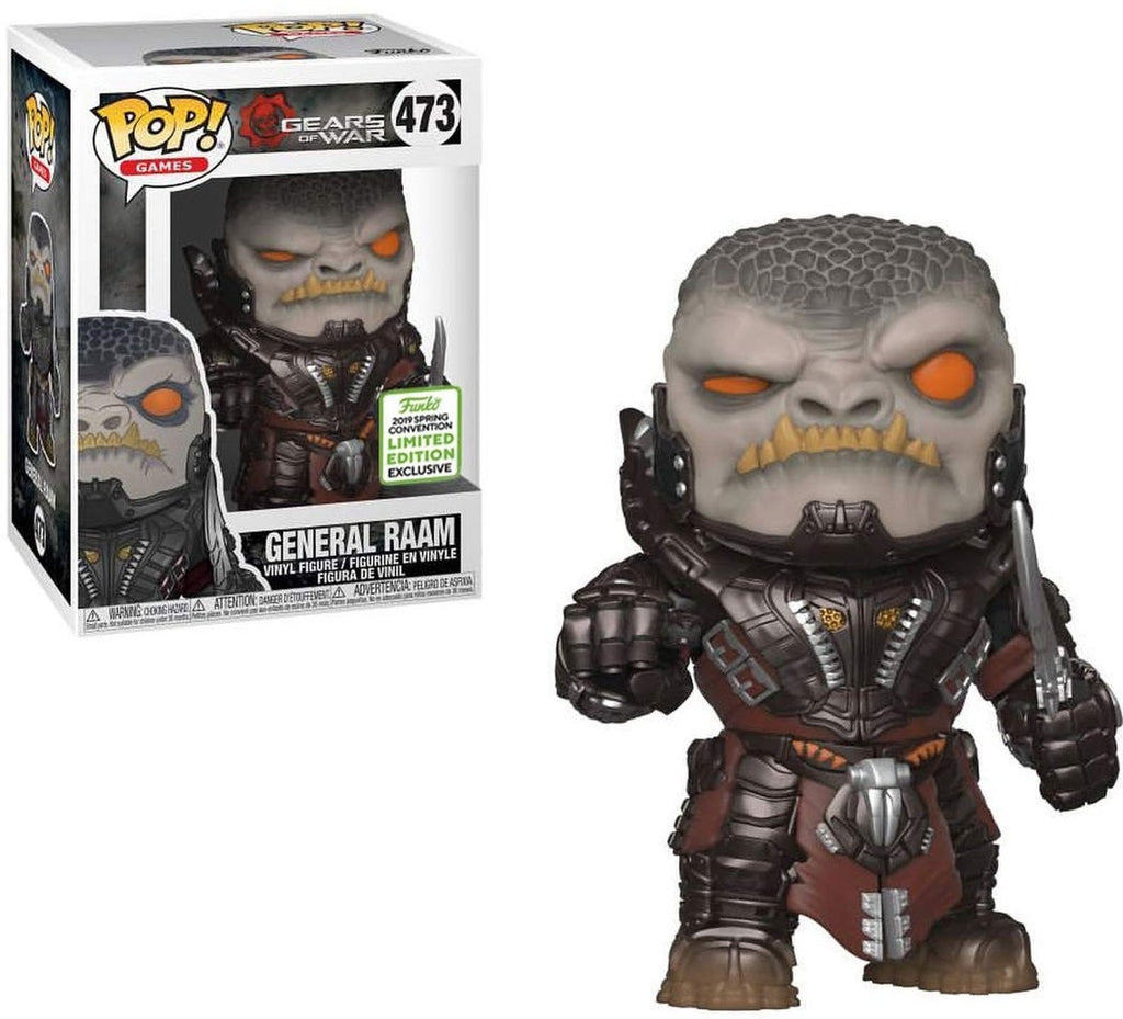 Funko Pop Gears Of War General Raam (Limited Edition)