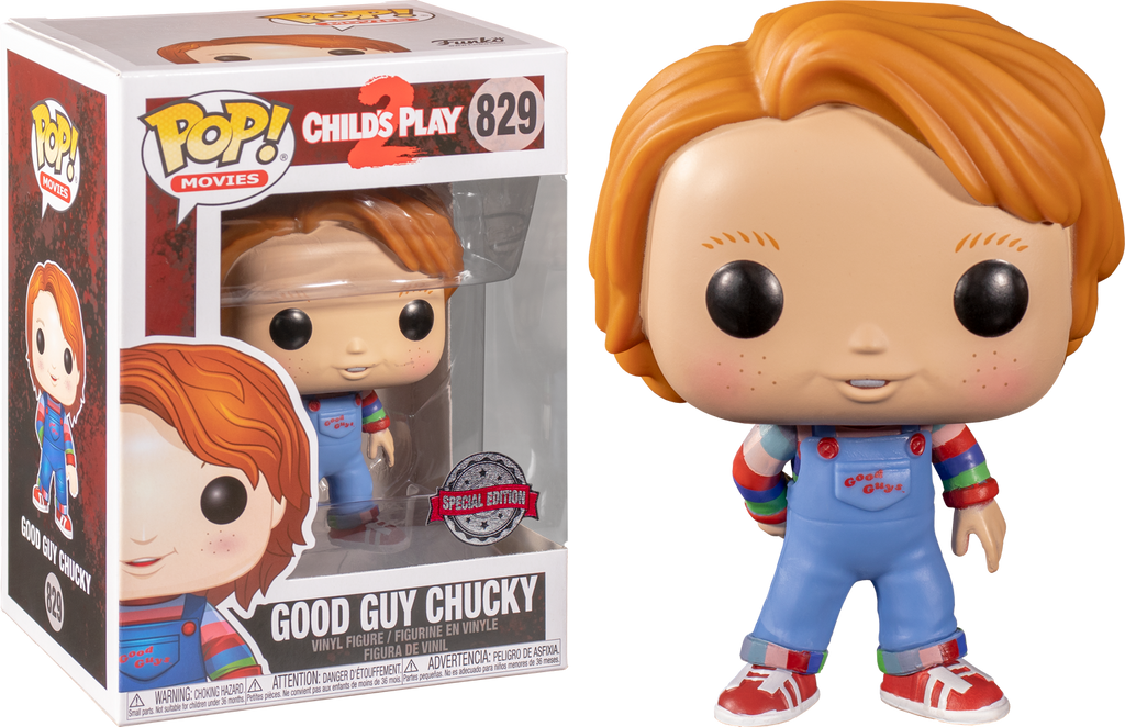 Funko Pop Good Guy Chucky (Special Edition)