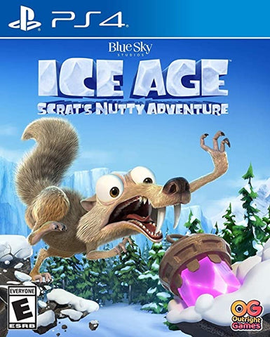 [PS4] Ice Age Scrat's Nutty Adventure R1