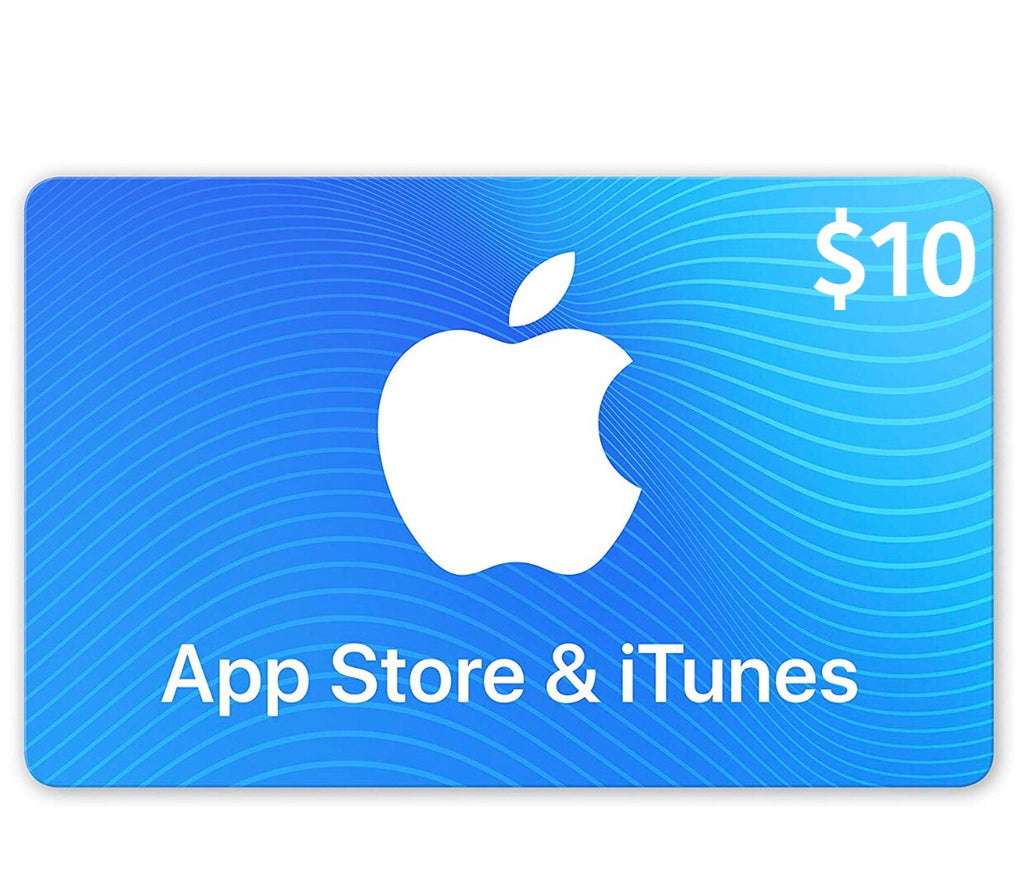 iTunes Card $10 (US Account)