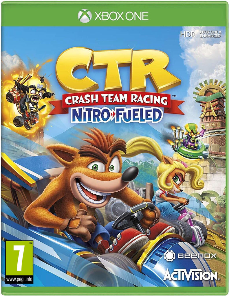 [Xbox One] Crash Team Racing R2
