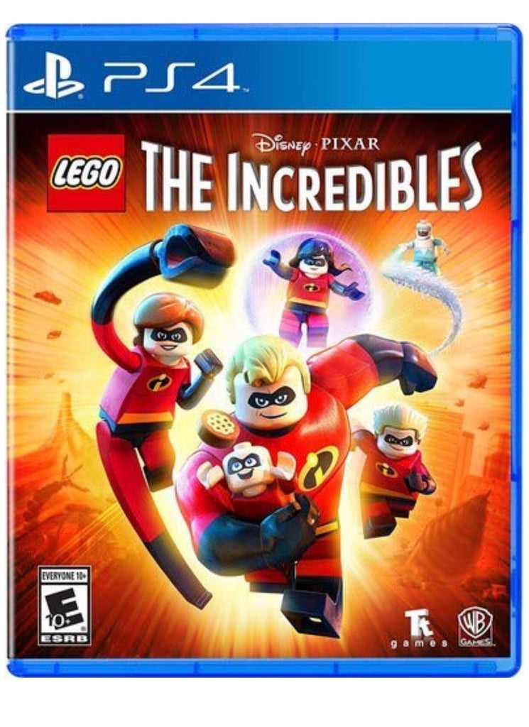 [PS4] Lego The Incredibles R1