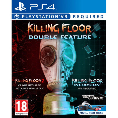 [PS4 VR] killing Floor Double Feature R2