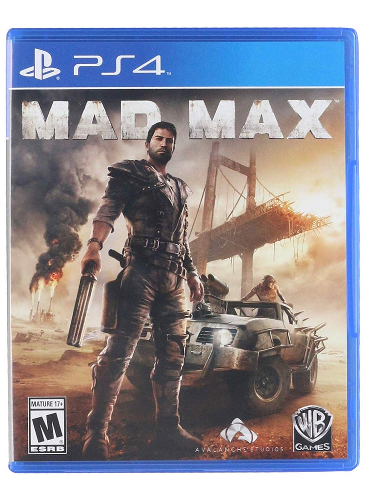 [PS4] Mad Max R1