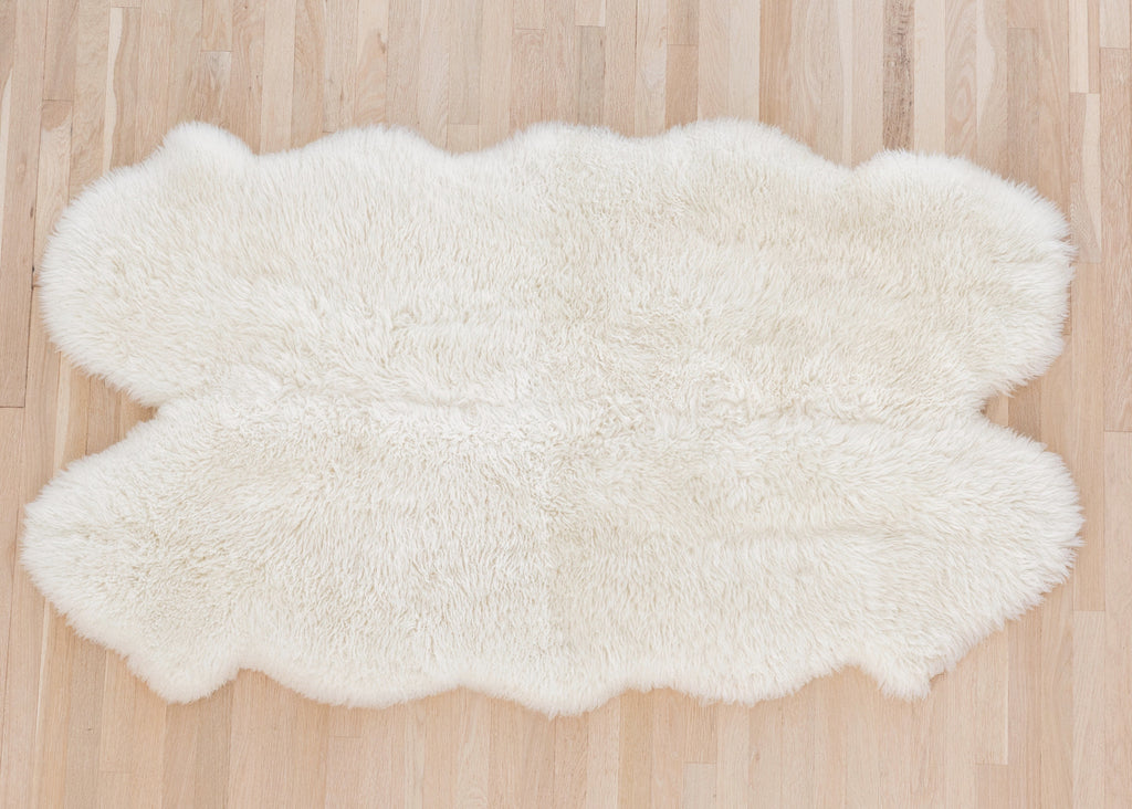 Luxury Longwool Sheepskin
