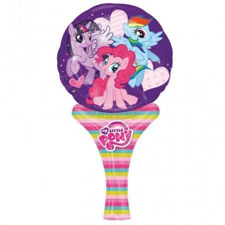My Little Pony Inflate-A-Fun Foil Balloon