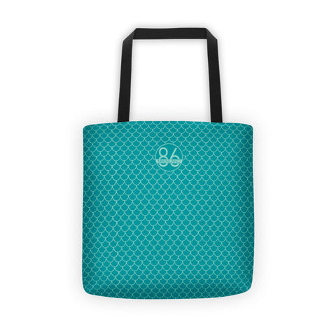 Mermaid Scale Tote bag