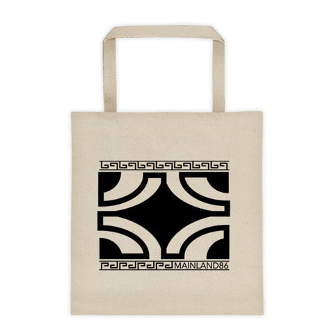 Marquesan Cross Tote bag